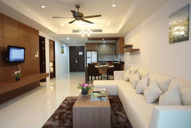 2 Bedroom Luxury Apartment 300 M From Bangtao Beach