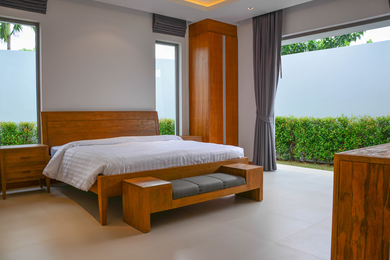 3 bedroom newly build Asian style villa in Bangtao - Buena ...